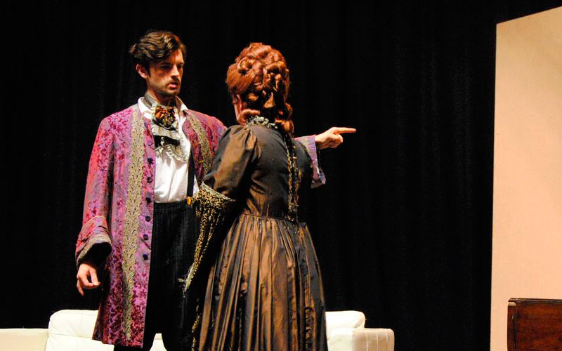 Thumbnail preview of the Marrage of Figaro performance
